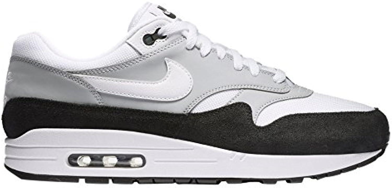Zapatillas Nike – Air Max 1 Gris/Blanco/Negro Talla: 40