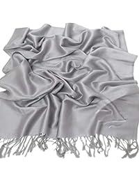 immagini dettagliate Sconto speciale pacchetto alla moda e attraente Amazon.it: sciarpe viscosa - 4121319031: Abbigliamento