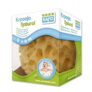 Saro - Esponja Natural Saro 0m+