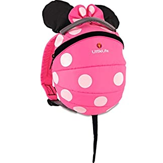 LITTLELIFE DISNEY TODDLER DAYSACK – PINK MINNIE
