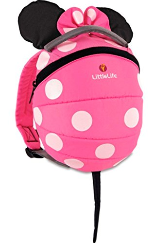 LITTLELIFE DISNEY TODDLER DAYSACK - PINK MINNIE