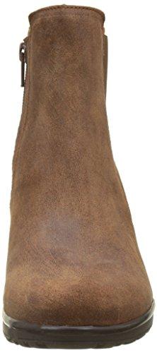 Gabor Basic, Stivali Donna Beige (14 Cognac)