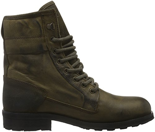 Yellow Cab Guard M, Bottines à doublure froide homme Vert - Vert mousse