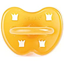 Hevea HE234208 - Chupete redondo Crown, 3-36 meses