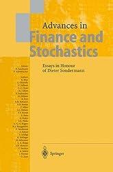 Advances in Finance and Stochastics: Essays in Honour of Dieter Sondermann