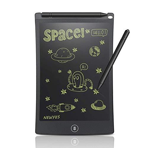 Tavoletta Grafica LCD Scrittura Digitale 8.5 Pollici Penna Disegni di Animazione Cancellazione...