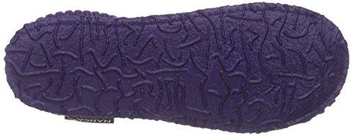 Nanga 01-0001, Pantofole Bambina Viola (Purple (pflaume 49))