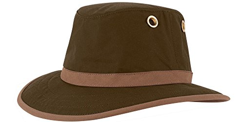 - Hut aus gewachster Baumwolle, XXL ()