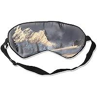 Schlafmaske Fantasy Landschafts-Augenschutz, weich und bequem, Augenbinde für totale Verdunkelung und Lichtblockierung... preisvergleich bei billige-tabletten.eu