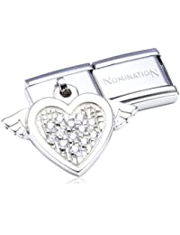 Nomination Composable Women's Bead Classic Charms 925 Silver with Bee