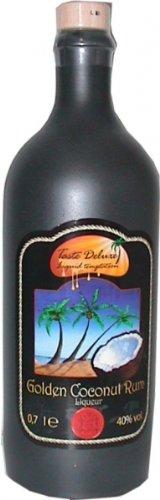 TASTE DELUXE Golden Coconut Rum Liqueur