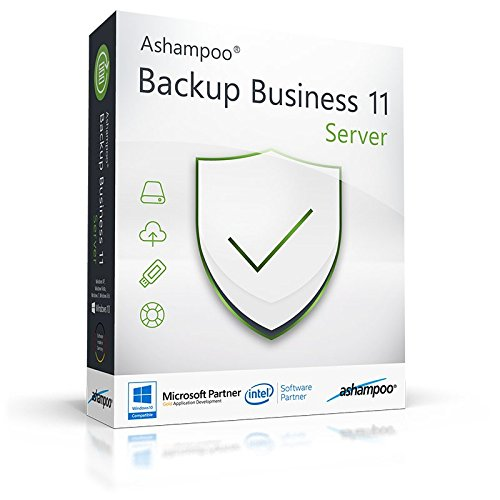 Ashampoo Back-Up Business 11 Server (Product Keycard ohne Datenträger)