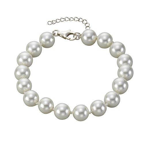 ZEEme 360260093 – Bracciale da donna, argento sterling 925, 200 mm