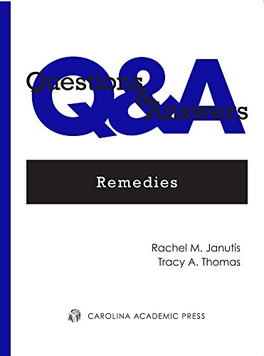 Remedies: Multiple Choice and Short Answer (Questions & Answers)