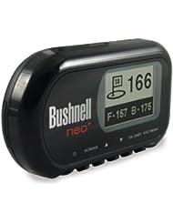 Bushnell 368156 Neo+ - Reloj telémetro con GPS, color negro