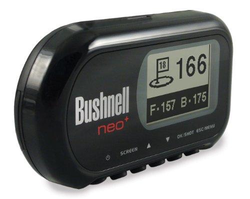 BUSHNELL 368156 NEO+ - RELOJ TELEMETRO CON GPS  COLOR NEGRO