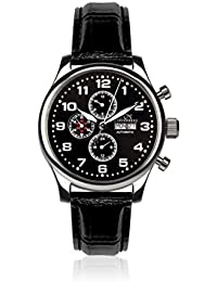 Hindenberg Reloj  negro