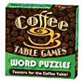 Word Puzzles - Coffee Table Games - cheap UK light store.