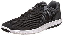 Nike Mens Black/Dark Grey/White Running Shoes - 11 D(M) Us