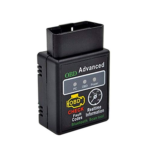 Homeofying ELM327 OBD2 OBD II Auto Bluetooth Diagnose V2.1 Interface Scanner für Android 1