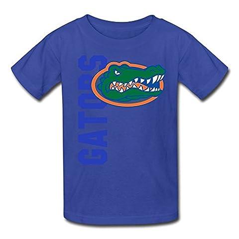 Youth's University Of Florida UFL Florida Gators Logo Tshirt Large