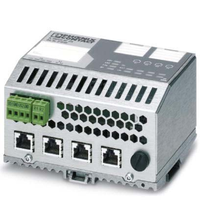 Phoenix Contact - Industrial Ethernet Switch in Format RJ45 FL SWI -
