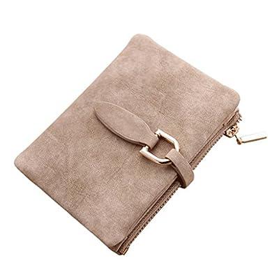 ZLR Mme portefeuille Portefeuille pliable petit portefeuille Wallet portefeuille personnalisé