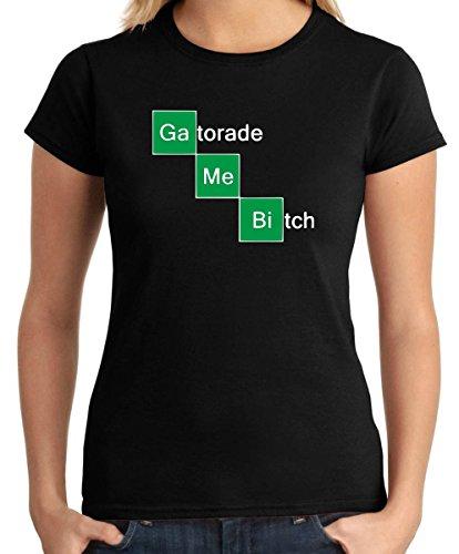 cotton-island-t-shirt-para-las-mujeres-tgam0030-gatorade-me-bitch-talla-l