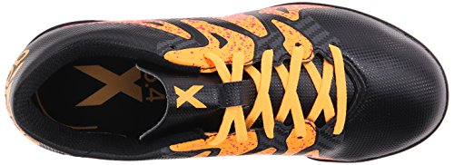 Adidas X 15.4 TFJ Cuir Baskets CBlack-Shopin-Sogold
