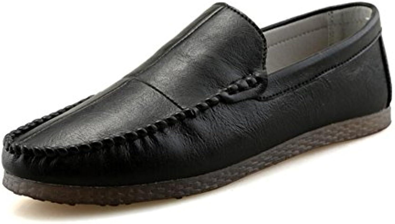 Mocasines y Slip-Ons de los Hombres Zapatos de los Guisantes de la Moda/Zapatos Perezosos para Hombre/Zapatos  -