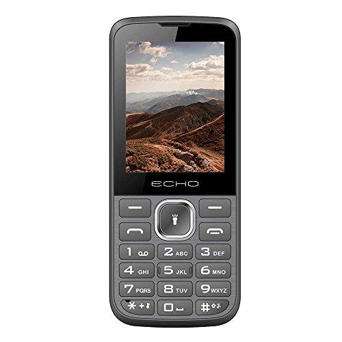 photo Echo First PLUS Téléphone Mobile Compact Noir