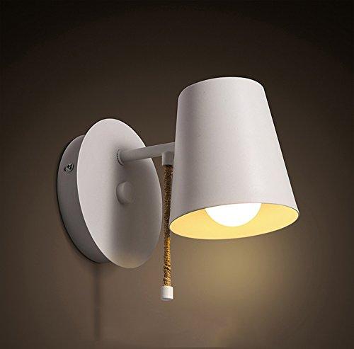 Global- Moderne Nachttisch-Wandleuchte Einfache Korridor-Gang-Dekoration-Wand-Lampe