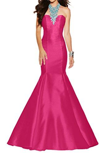 Victory Bridal - Robe - Crayon - Femme rose bonbon