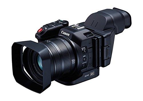 Canon XA XC10 Full HD - Videocámara (Óptico, Videocámara manual, CMOS, 8,9 - 89 mm, Tarjeta de memoria, Auto, Nublado, Luz de día, Fluorescente, Fluorescente H, Sombra, Tungsteno)