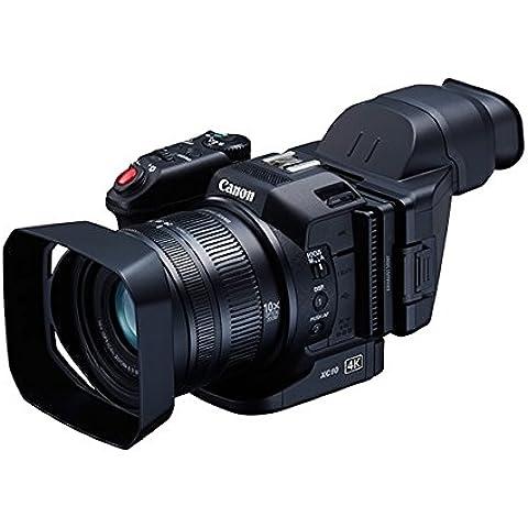 Canon XA XC10 Full HD - Videocámara (Óptico, Videocámara manual, CMOS, 8,9 - 89 mm, Tarjeta de memoria, Auto, Nublado, Luz de día, Fluorescente, Fluorescente H, Sombra,