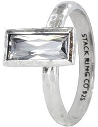 Prima Vintage Stack Ring - Chiffon