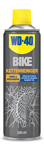 WD-40 Bike Kettenreiniger 500 ml, 49704 (Ca-finish-kit)