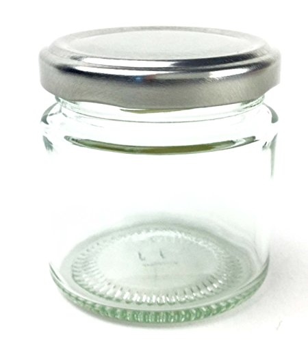 Nutley 's 100ml kleine Marmeladen-/Chutneygläser Jar (24Stück)