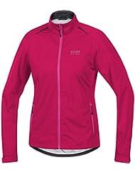 GORE BIKE WEAR Damen Regen-Fahrradjacke, Leicht, GORE-TEX Active, ELEMENT LADY Jacket, JGLELM