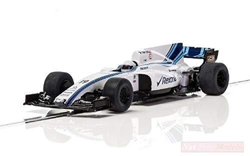 NEW SCALEXTRIC C3955 Williams F1 F.Massa 1:32 MODELLINO