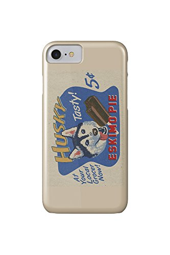 husky-eskimo-pie-retro-ad-iphone-7-cell-phone-case-slim-barely-there