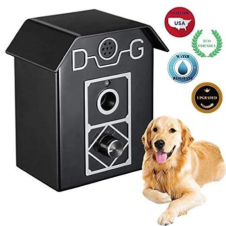 Ceepko Anti Barking Device, Verbessertes Ultraschall-Bark Control-Trainingsgerät, Kein Bellen, Bark Stopper, Sicher Für…