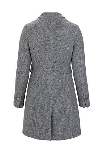 Zero Damen Jacke Mantel HUMBELINE Grau