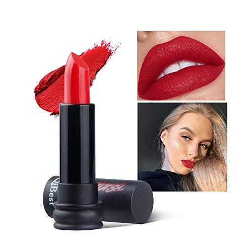 Bobora Feuchtigkeitsspendender Lippenstift Feuchtigkeitsspendender, langlebiger Lippenstift