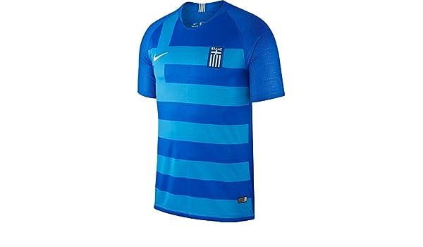 b8429f9f Nike 2018-2019 Greece Away Football Shirt: Amazon.co.uk: Sports & Outdoors