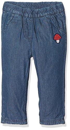 TOM TAILOR Kids Baby-Mädchen Jeans 62058330021 Blau (Stone Blue Denim 1095), 80