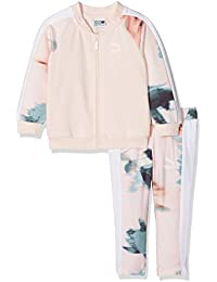 Puma 850289 36 Baby Girl's Jacket and Trousers Set