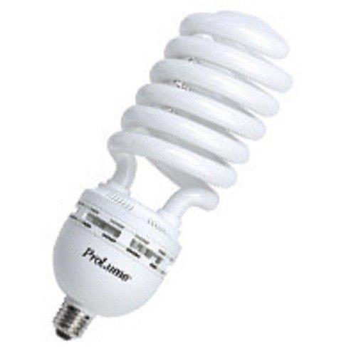 Plusrite CFL lampadina 40W spirale T4uscite 200W