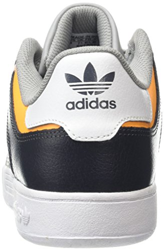 adidas Varial Low, Baskets Basses Homme, Mehrfarbig Gris (Mgh Solid Grey/Ftwr White/Solar Gold)