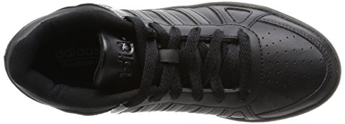 adidas Damen Hoops Team W Basketballschuhe schwarz (Cblack/Cblack/Cblack)